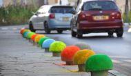 Lefkoşa sokakları yine gökkuşağı renklerineboyandı…